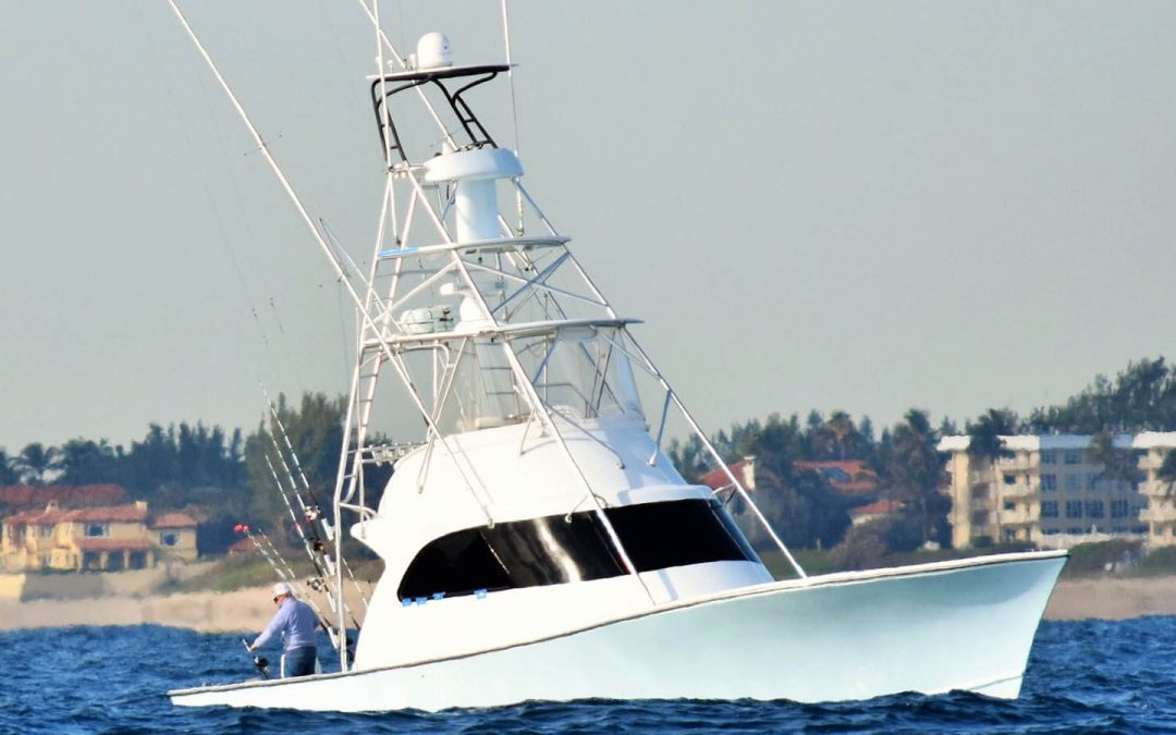 2002 Pelagic 43 Walkaround